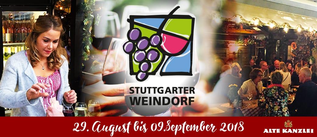 Stuttgarter Weindorf 2018