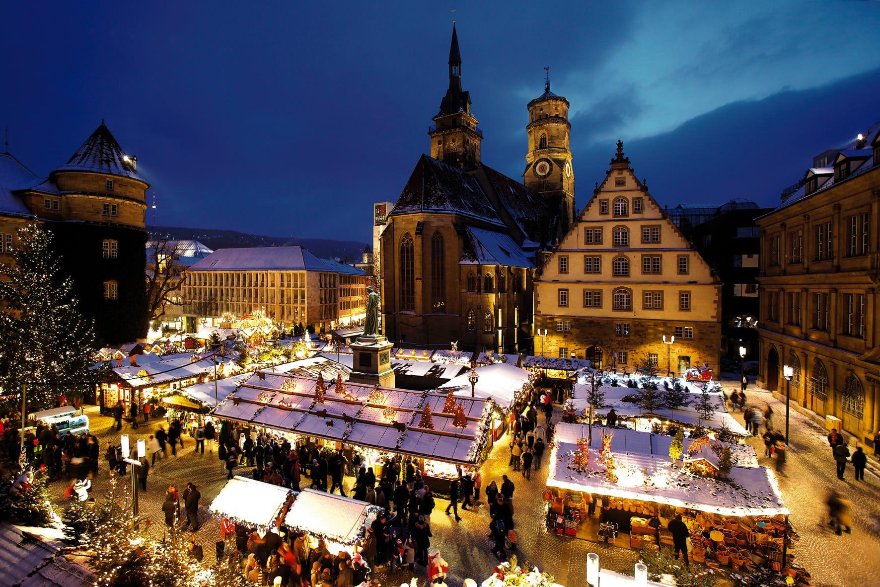 Stuttgarter Weihnachtsmarkt 2018